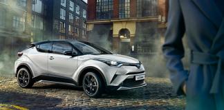 Toyota ya 'luce' la nueva gama del CHR 2019