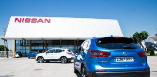 Nissan Qashqai ha sido el segundo modelo más vendido en agosto en el mercado español