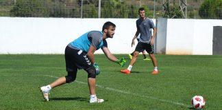 """Álvaro Campos: """"Sap transmetre el missatge d'equip i de solidaritat tant defensiva com a ofensiva"""""""