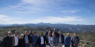 Moliner reúne a su equipo en Culla para trazar las principales claves del curso político de 2019