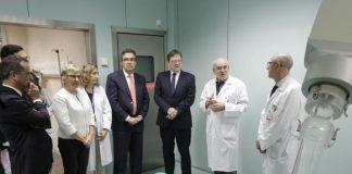 Generalitat y Fundación Amancio Ortega firman el convenio para adquirir equipamiento oncológico