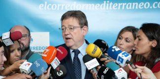 Puig defiende la conectividad de la Comunitat Valenciana con el resto de Europa en Bruselas