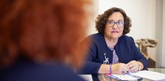La Comissió Interdepartamental d'Igualtat escolta les propostes de l'àrea de bombers de Castelló
