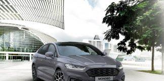 El nou Ford Mondeo, fabricat íntegrament a València, presentat oficialment a Bèlgica