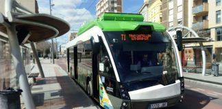 Mobilitat incrementa el servei de Tram entre el centre urbà i el Grau per la celebració d'Escala a Castelló