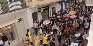 Borriana segueix amb la seua gira al territori valencià per a donar a conèixer l'edició més internacional del Maig di Gras