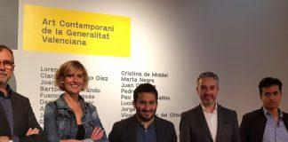El Museu de Belles Arts de Castelló acull la mostra 'Peça 19′, composta per les 18 obres adquirides per la Generalitat