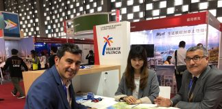 La Comunitat se promociona a nivell turístic a Shangai i Taipei