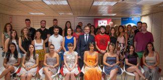 Josep Martí clausura el programa Avalem+ per a joves qualificats i assegura la seua continuïtat