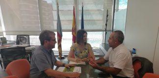 La Unió es reuneix amb Parra i Climent per abordar el problema dels acords amb països tercers
