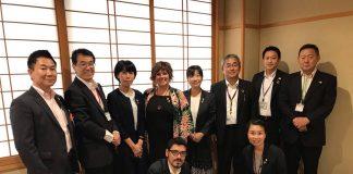 Els empresaris japonesos s'interessen en exportar productes gastronòmics de Castelló