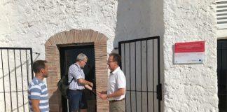 Les obres de construcció del nou Centre d'Interpretació Etnològica de Santa Llúcia d'Alcossebre ja estan acabades