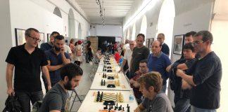 Borriana entrega els trofeus de la VIII del Memorial Asunción Enrique d'Escacs que ha comptat amb 46 jugadors