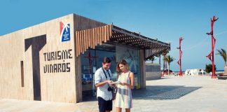 Vinaròs va tancar el mes de agost amb un 95% d'ocupació turística i creix un 1% en un any