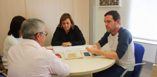 Ignasi Garcia es reuneix amb el col·legi de veterinaris per recollir les necessitats i suggerències del sector