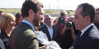 Hector Folgado i Patricia Ventura donen la benvinguda al món a Sofía, la seva primera filla