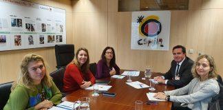 Turisme i Tourespaña dissenyen l'estrategia de promoció de la Comunitat per a 2020
