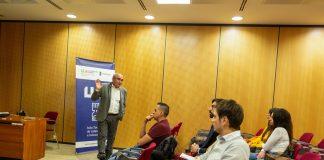 L'Aula Torrecid de Lideratge i Innovació presenta iniciatives de formació i oportunitats laborals a l'estudiantat de l'UJI