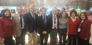 Almenara anuncia en FITUR que potenciará el Centre d'Interpretació de la Línia XYZ