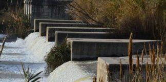 El Paisatge Protegit de la Desembocadura del riu Millars recupera el seu cabal gràcies a la borrasca 'Glòria'