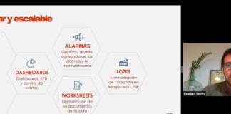 Diferents empreses de Espaitec presenten les seues solucions per a la transformació digital industrial