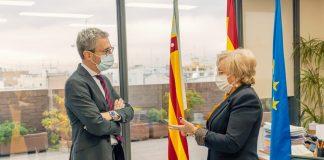 """Espanya: """"Les aportacions del PSPV al 40 Congrés del PSOE són la mirada valenciana"""""""