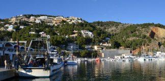 El Consell ratifica la contractació de les obres per a evitar despreniments en el port de Xàbia