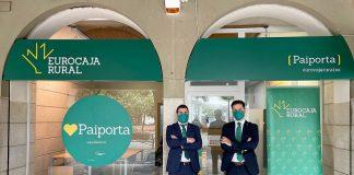 Eurocaja Rural prossegueix la seva expansió i obre nova oficina a Paiporta (València)