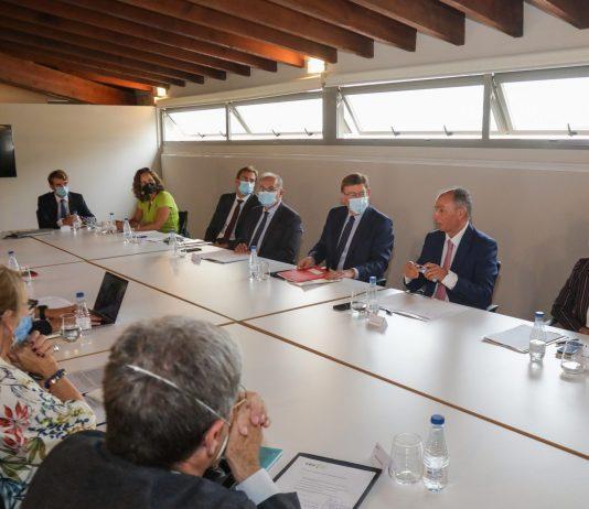 Puig fa una crida a les grans empreses i les pimes a participar en consorcis europeus i aprofitar el seu impacte